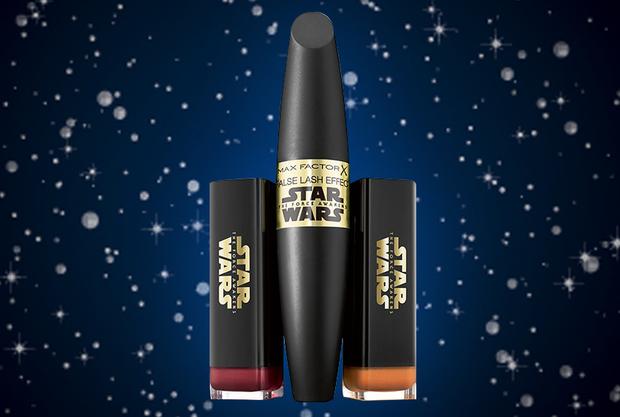 Max Factor'den Star Wars Makyaj Koleksiyonu