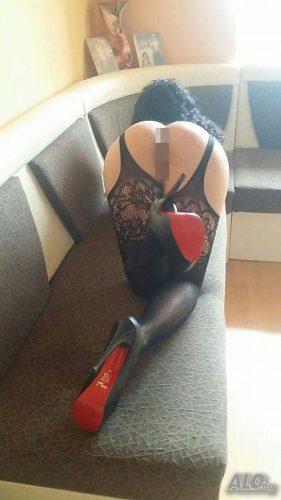 Seksi evinde buluşan hatun Bilge