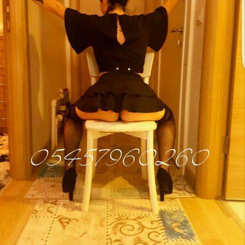 Unutulmaz masaj yapan kadın Hatice